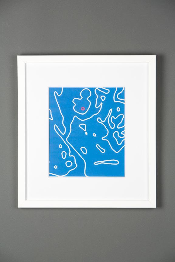 Modern Inkjet Prints - Lou Killeffer